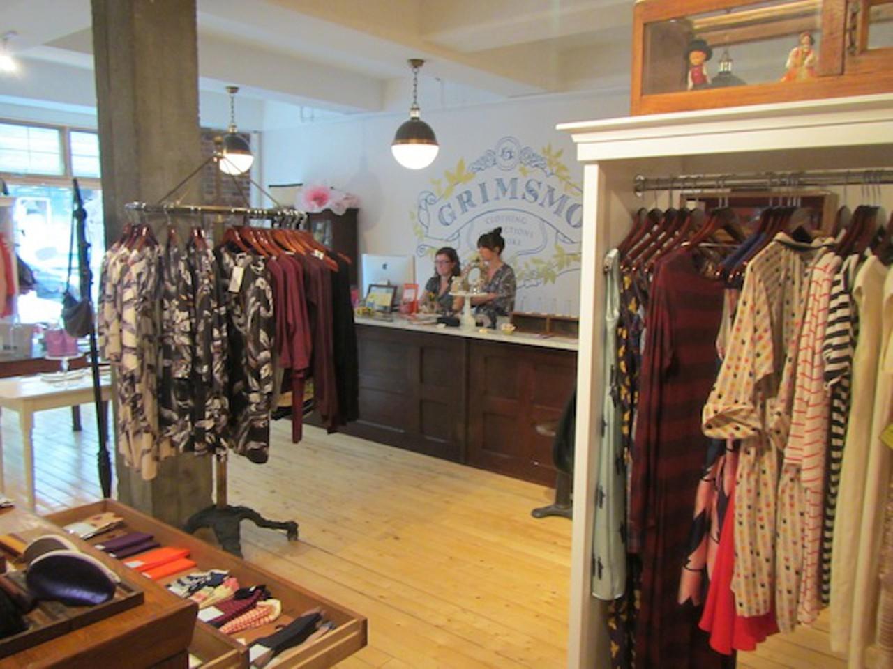 Women's boutique, J&R Grimsmo