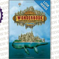 <i>Wonderbook: The Illustrated Guide to Creating Imaginative Fiction</i>