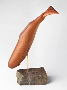 ROBERT G. YOUNG - Wood-carving from Jennifer Marlow