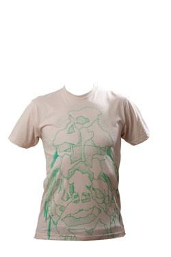 Woodenbullets t-shirt, $25, Halifax Farmers' Market.