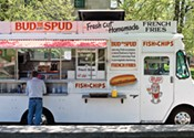 Word on the street: Halifax's food trucks