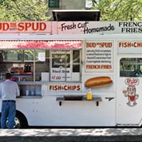 Word on the street: Halifax's food trucks