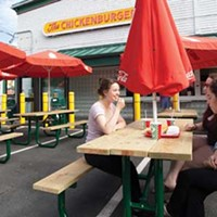 Booze-free patios