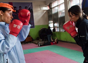 <i>The Boxing Girls of Kabul</i> screens at Viewfinders