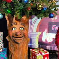 Councillor spends $25,000 on robot tree