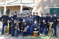 SHARLOT PROKOP - 4th Cavalry Band at Ft. Lowell Museum