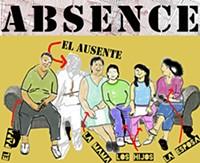 ANDRES VOLOVSEK - Absence/El Ausente