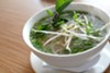 Cali Grill is, at best, like this pho broth: simple and subtle.