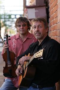 Chris Brashear and Peter McLaughlin