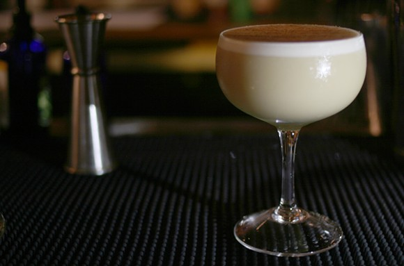Coffee and scotch make this cocktail's flavor unforgettable. - HEATHER HOCH