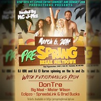 Come Meltdown B4 Spring Break