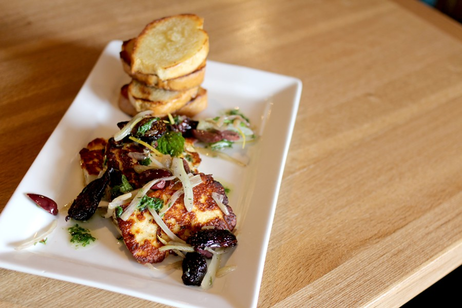 Commoner & Co. is looking to bring unique ingredients and fusion fare to the foothills. - HEATHER HOCH