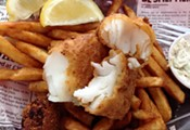 Crispy's Fish and Chips: Hot and Hot