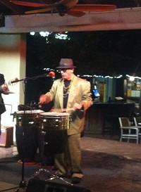 REBECCA M THIFAULT - Cuban American Vocalist Rico Quintero