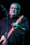 David Hildago of Los Lobos