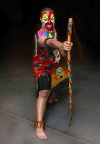 "CHRIS STANDI - Dillon Harris in ""African Legacies"""