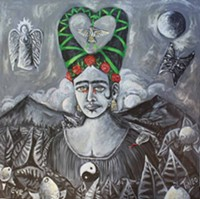 """Eve"" by David Tineo"