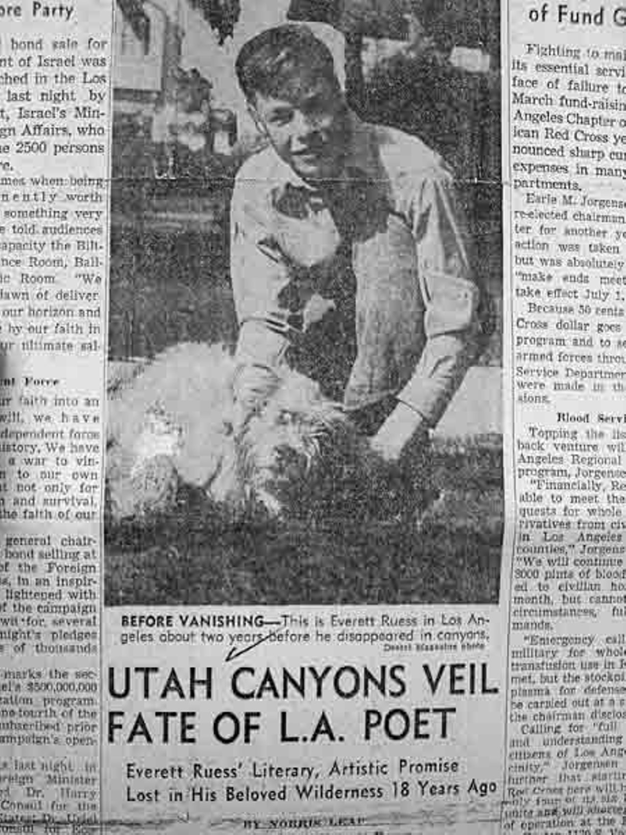Kerouac Of The Canyonlands Feature Tucson Weekly