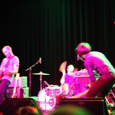 Explosions in the Sky/Twin Sister, Rialto Theatre, Sept. 1