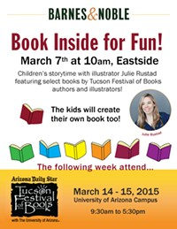 JULIE RUSTAD - Family Fun Storytime