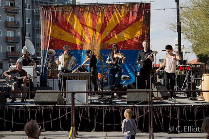 Family Fun: The Concert for Civility in Pictures