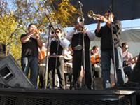 JIM NINTZEL - Festival en el Barrio 2010