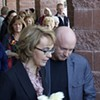 "Gabby Giffords: ""Be Bold. Be Courageous. Support Background Checks"""