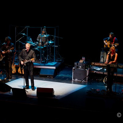 Glen Campbell at the Fox Tucson Theatre