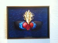 ARTIST: DINA PETRUZZI - Infinite Flame