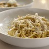 Tyler Fenton of Reilly Craft Pizza Makes Cacio e Pepe for New Menu (VIDEO)