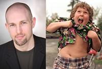 """Jeff Cohen as """"Chunk"""""""