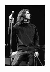 DAVID SYGALL - Jim Morrison, Fillmore East