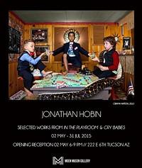 Jonathan Hobin - In the Playroom