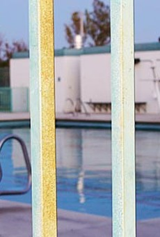 Kids in Tucson will be singing the swimming-pool blues this summer.
