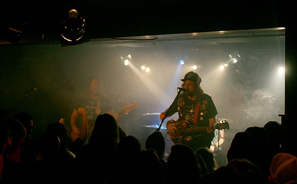 King Tuff at Flycatcher. - HEATHER HOCH