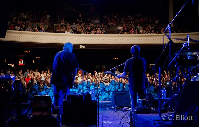 Los Lobos at the Rialto