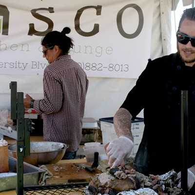 Viva La Local Food Festival April 2015