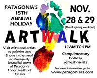 PATAGONIA ART WALK