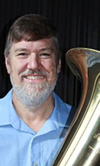 PCC CENTER FOR THE ARTS - Pima Community College music faculty Dr. Mark Nelson