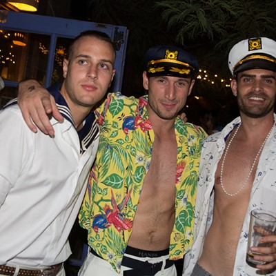Yacht Party 2013