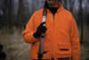Rick Santorum, pheasant hunting, Adel, Iowa, Dec. 26th, 2011.