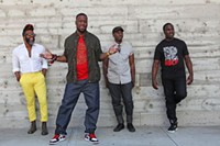 COURTESY OF ROBERT GLASPER EXPERIMENT - Robert Glasper Experiment