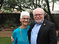 JIM NINTZEL - Ron and Nancy Barber