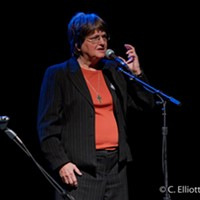 Sister Helen Prejean/Silver Thread Trio at the Rialto, Feb. 19, 2012 Sister Helen Prejean spoke and the Silver Thread Trio performed at the Rialto on Feb. 19, 2012 as part of an event organized by Coalition of Arizonans to Abolish the Death Penalty. C. Elliott