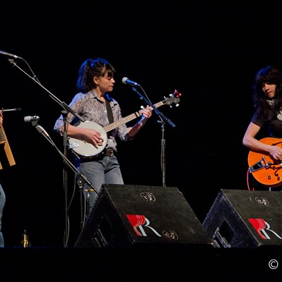Sister Helen Prejean/Silver Thread Trio at the Rialto, Feb. 19, 2012