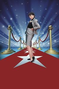 MULTIMEDIA DIVA - Susan Classen portrays Edith Head on the Red Carpet