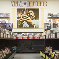 Record Store Day Becomes Record Store Week at Zia