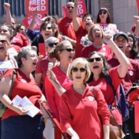 Eve of a Strike: Teachers and Districts Prep To Walk out of Schools This Week