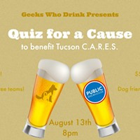 Three Great Things to Do in Tucson Today: Monday, August 13