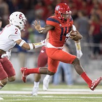 Three and Out: Arizona Heads to Pullman to take on Gardner Minshew and the Washington State Cougars